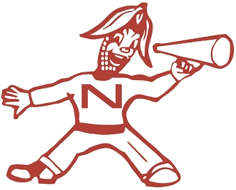 Johnny Husker was a popular mascot figure in the 1950s